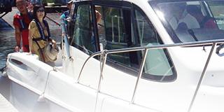 ペーパーキャプテン 操船セミナー ボート免許