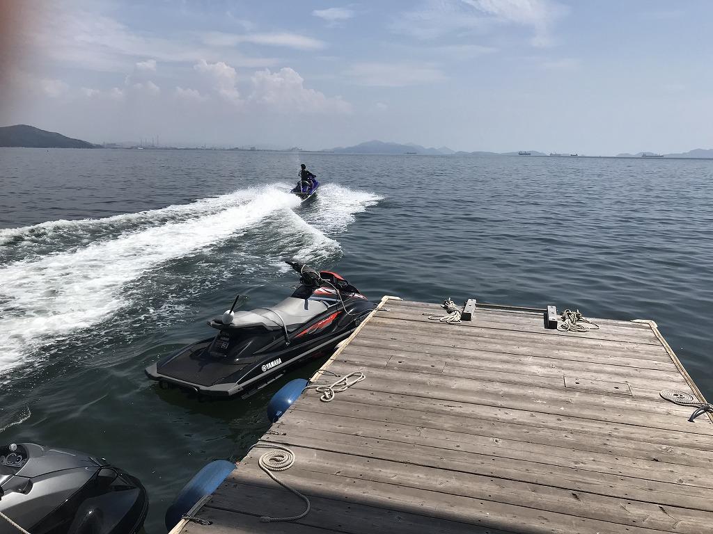 船舶免許 福山 広島 水上バイク免許 福山